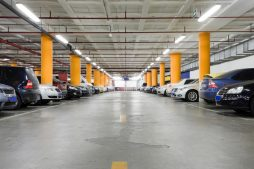 Система навигации для парковок